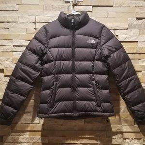 North Face Womens XS Black Nuptse Puffer Jacket